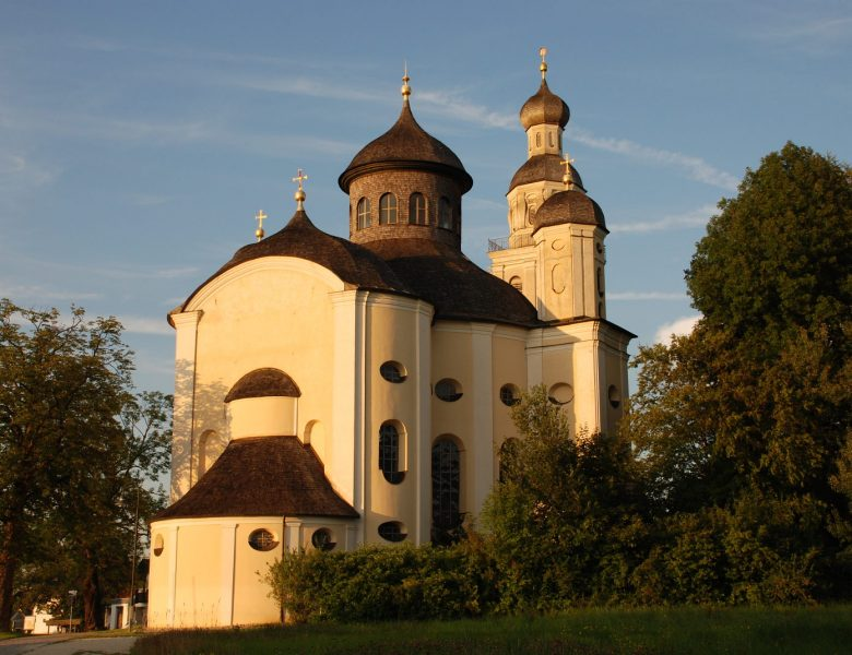 Die Wallfahrtskirche Maria Birnbaum